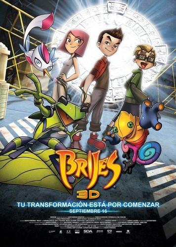 Brijes 3D (2010) [DVDrip Latino] (Animación)
