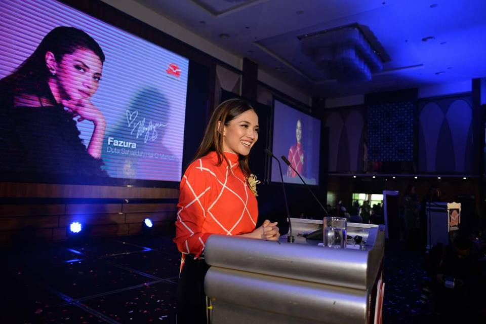 ambassador Premium Beautiful Fazura