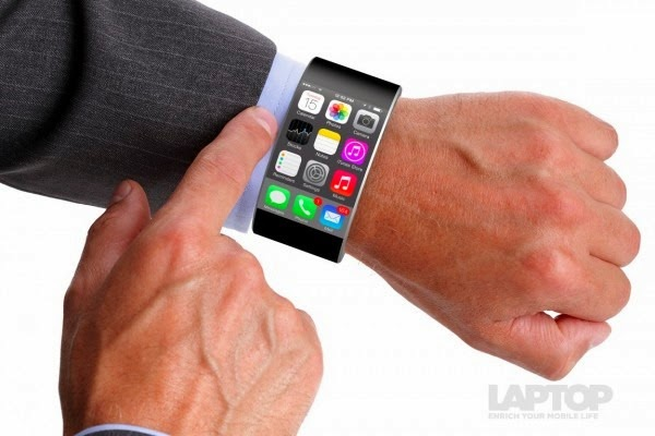 reloj inteligente weareable, iwatch