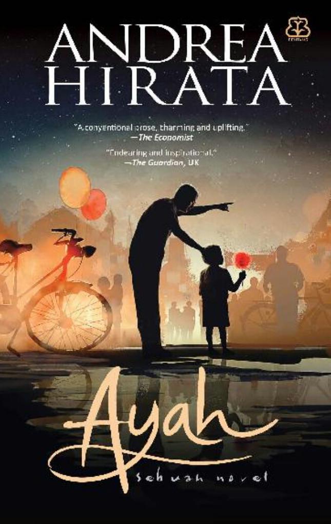 Novel : Andrea Hirata - Ayah
