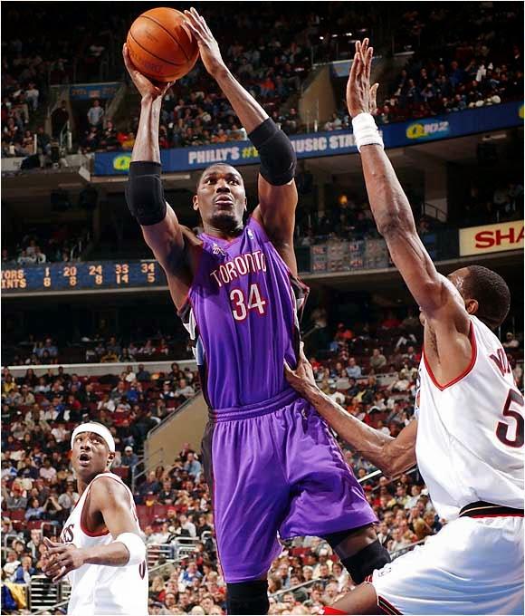free shipping 56b8f fa469 Scratch Hit Sports: Houston Rockets Trade Hakeem Olajuwon To ...