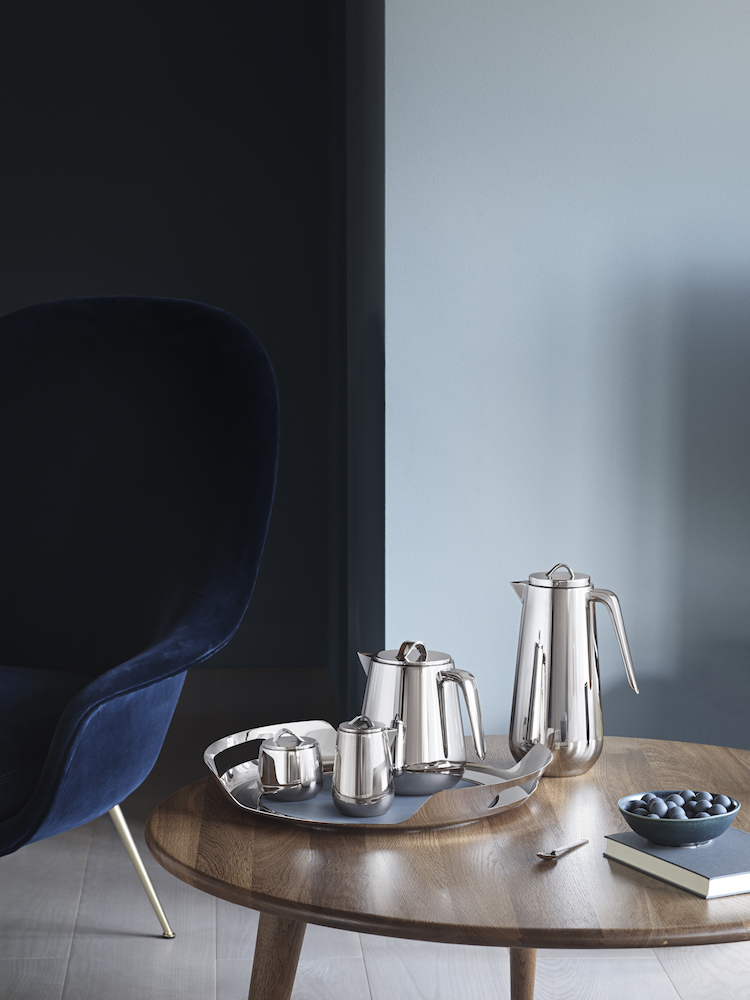 Georg Jensen The Helix Collection: From the Drawing Board To My Coffee Table!