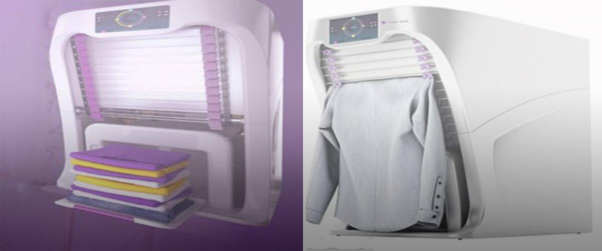 Lipat Pakaian Otomatis