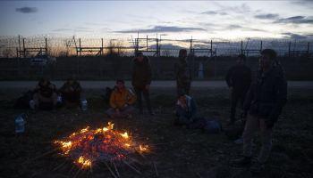 مغادرة الاف المهاجربن للاراضي التركية، والوجهة الاراضي الاوروبية.