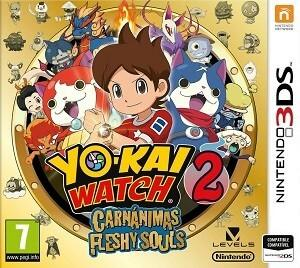 Rom Yo-Kai Watch 2 Fleshy Souls 3DS