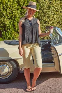 Black Pleated Chiffon Sun time top shirt design