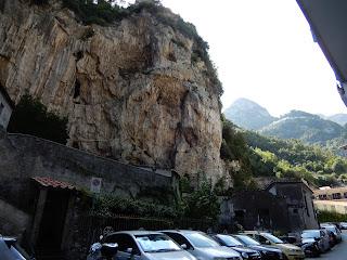 アマルフィの風景