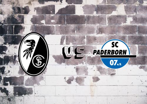 Freiburg vs Paderborn  Resumen