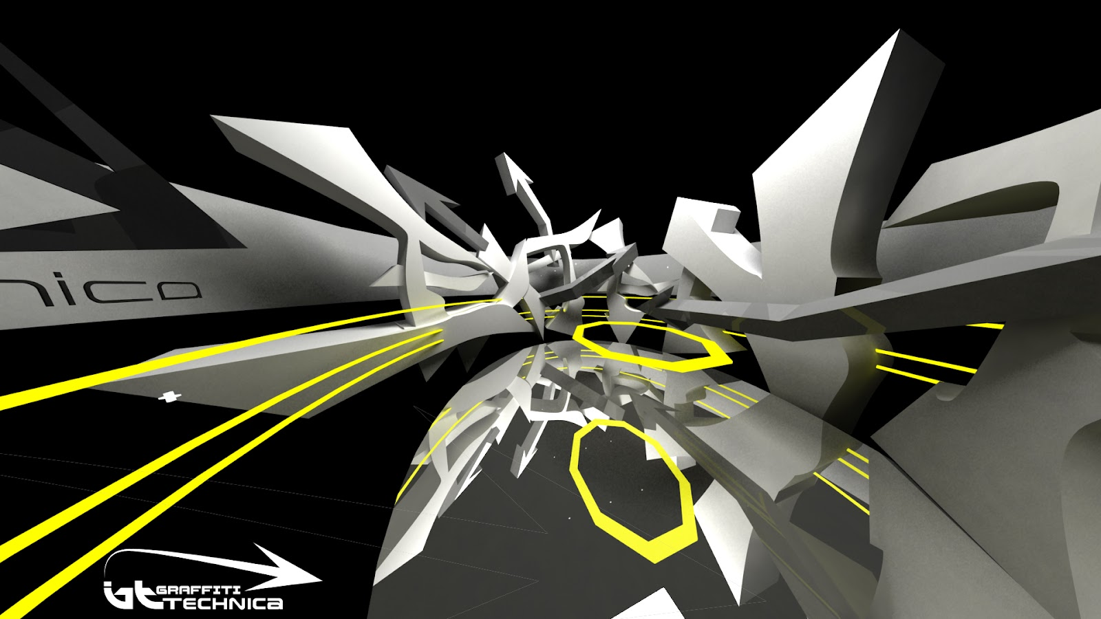 Wallpapers HD: Wallpapers Graffitis 3D HD, fondos de ...