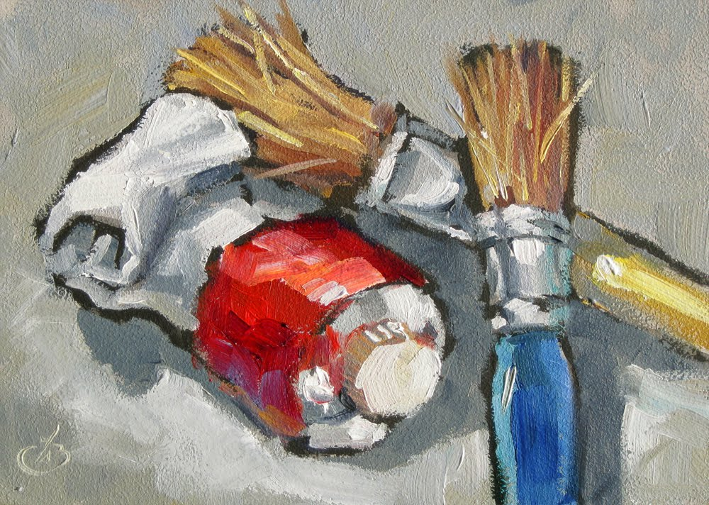 Tom brown fine art artist tools by tom brown 5x7 for Fine art paintings for sale online