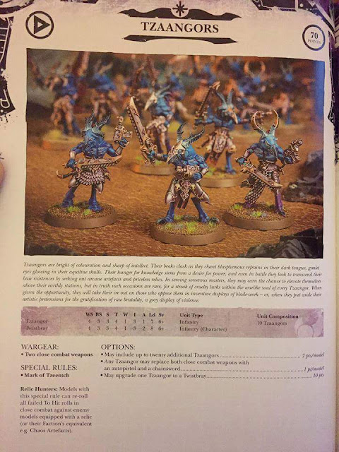 Warzone Fenris Wrath of Magnuns