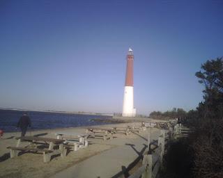 Barnagat Lighthouse - photo by doug smith. OK to share.