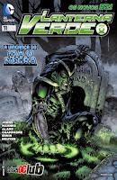 Os Novos 52! Lanterna Verde #11