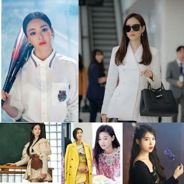 5 Aktris Cantik Korea yang Jadi Ikon Fashion, Selalu Tampil Gaya di Setiap Drama