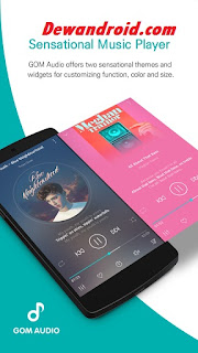GOM Audio Player for Android