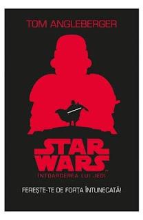 Asa arata vol III din Pachet Star Wars - 3 carti -se poate comanda online aici