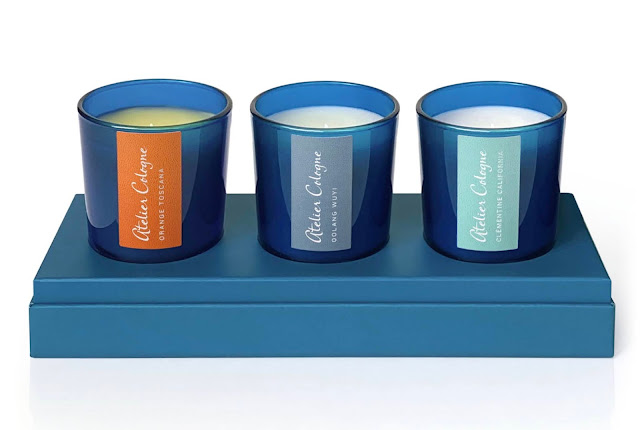 Atelier Cologne Mini Trio Candle