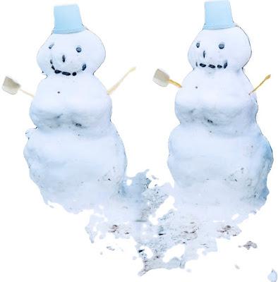 Schneeleute, Schneemann, Schneemänner