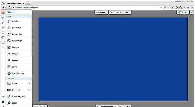 كيفية فتح ملفات psd أون لاين بدون فوتوشوب