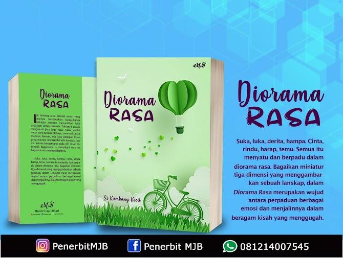 Review Buku Diorama Rasa