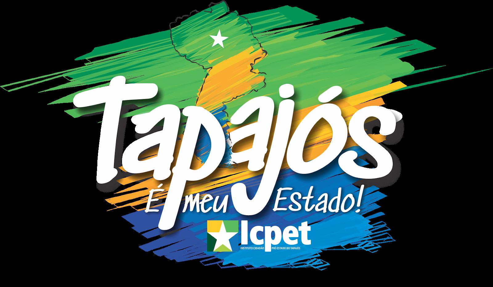 Relatório das atividades do Instituto Cidadão Pró Estado do Tapajós - ICPET 2019, o ano do pedido de um novo Plebiscito. Confira!!!
