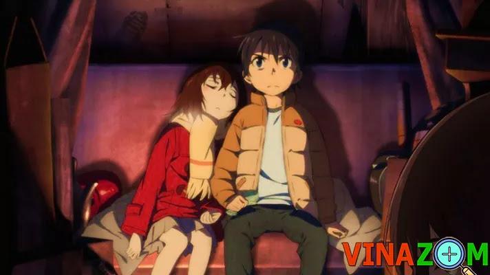 Boku dake ga Inai Machi - anime