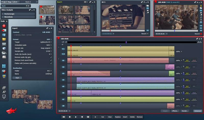 Lightworks Video Editor Online