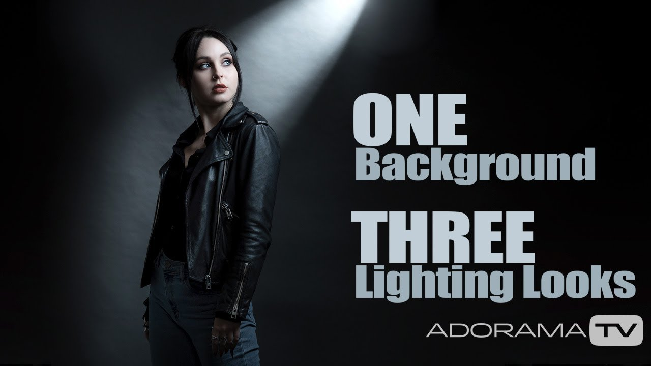 Three Quick Background Effects For Portraits