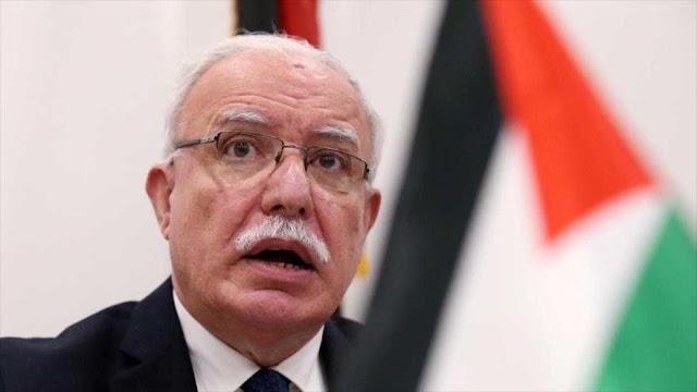 Palestina pide a Europa apoyar su plan alternativo al de EEUU