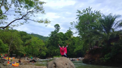 10 alasan menikmati eksotika wisata air parsariran tapanuli selatan sumatera utara