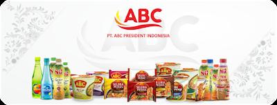 Lowongan Kerja PT ABC President Indonesia, Job: Supervisor Produksi, Area Sales Supervisor, SAP FICO, Product Depelover