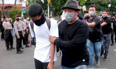 Polisi Tangkap 182 Orang Meski Demo Kondusif: Demi Antisipasi