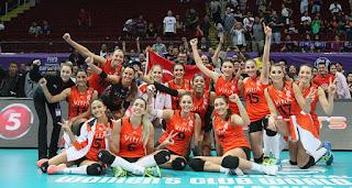 VOLEIBOL - El Eczacibasi turco campeón del mundial de clubes por segundo año consecutivo