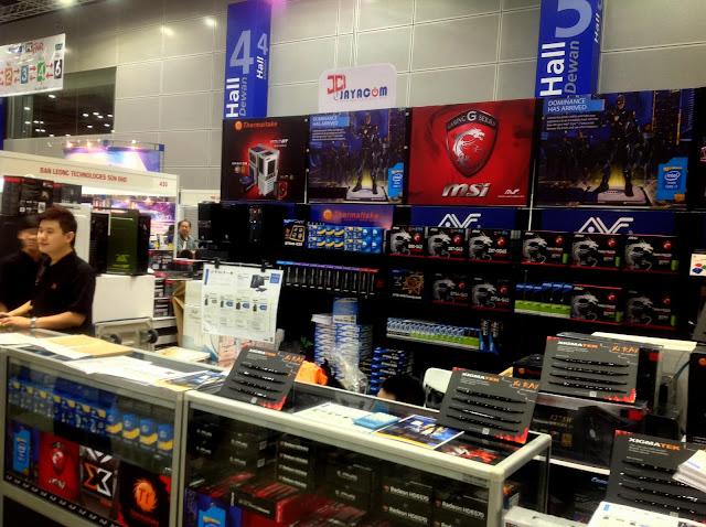 A Quick Run on Pikom PC Fair 2013 197