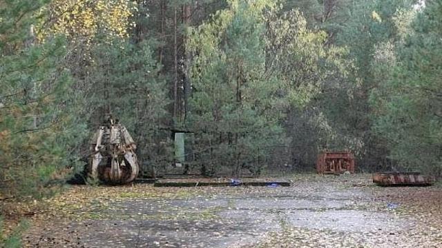 Τσερνόμπιλ: Αυτό είναι το πιο... θανατηφόρο απομεινάρι του πυρηνικού ατυχήματος (pics)
