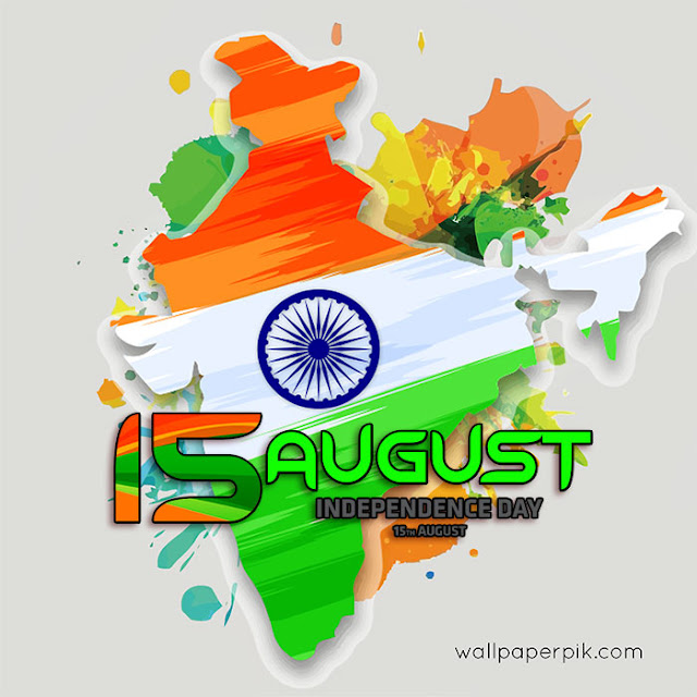 15 august happy independence day wishes image