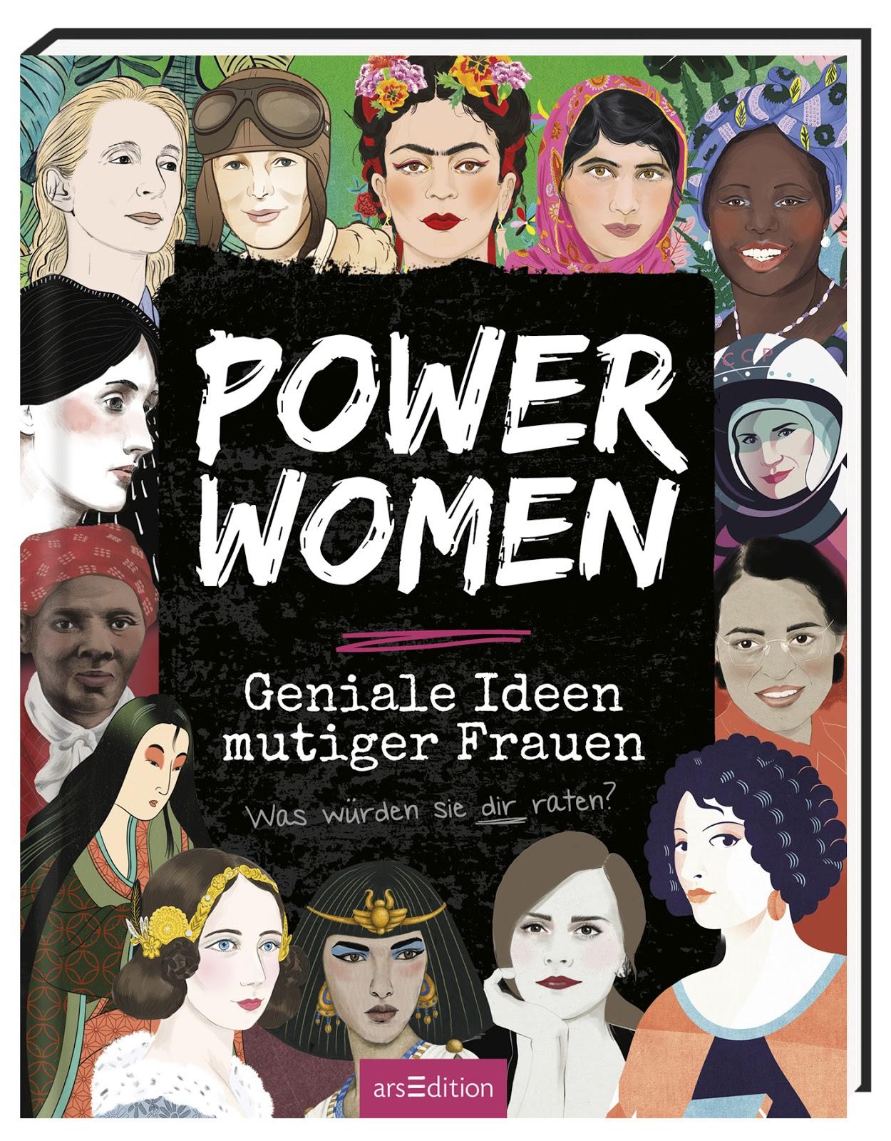 Bücher In Meiner Hand Power Women Geniale Ideen Mutiger Frauen