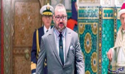 برقية تعزية ومواساة من الملك محمد السادس إلى أفراد أسرة المرحوم مولاي امحمد العراقي