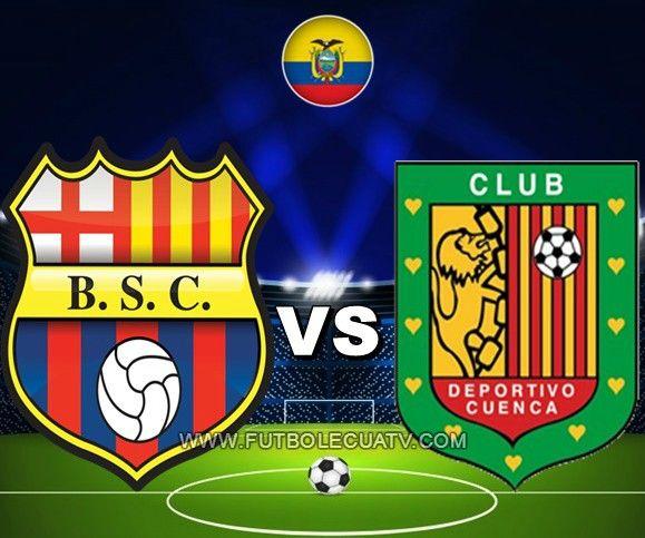 Barcelona SC se enfrenta a Deportivo Cuenca en vivo desde las 18:30 horario local a efectuarse en el Estadio Monumental Isidro Romero continuando la fecha 19 del Campeonato ecuatoriano, con arbitraje principal de Roddy Zambrano Olmedo siendo emitido por los canales oficiales GolTV, CNT y DirecTV Sports.