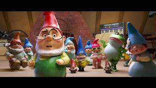 Sherlock Gnomes PS3 Background