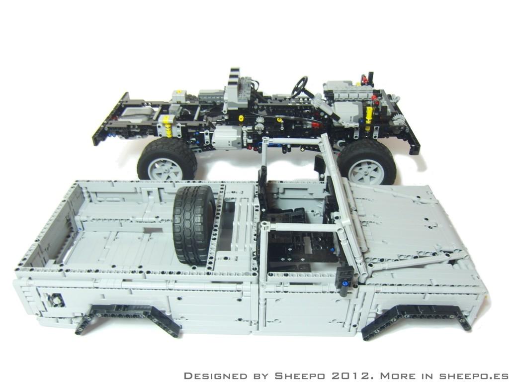 Sheepos Garage Land Rover Defender 110 Wiring Diagram 8