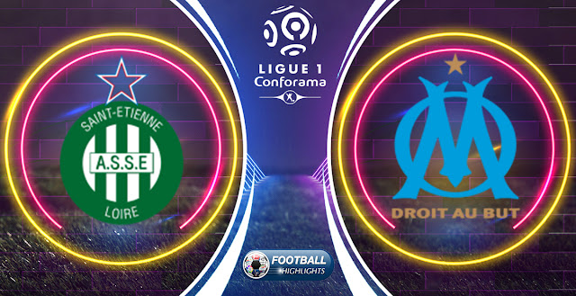 Saint-Étienne vs Olympique Marseille – Highlights