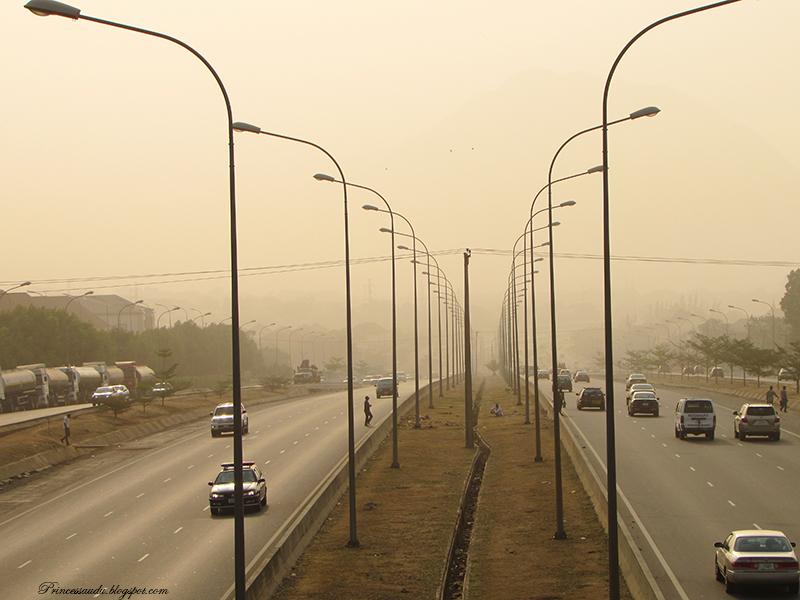 Abuja FCT, kubwa express, Nigerian roads