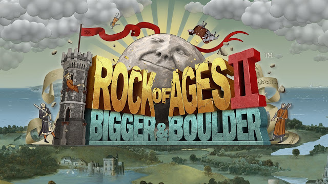 تحميل لعبة rock of ages 2 مجانا