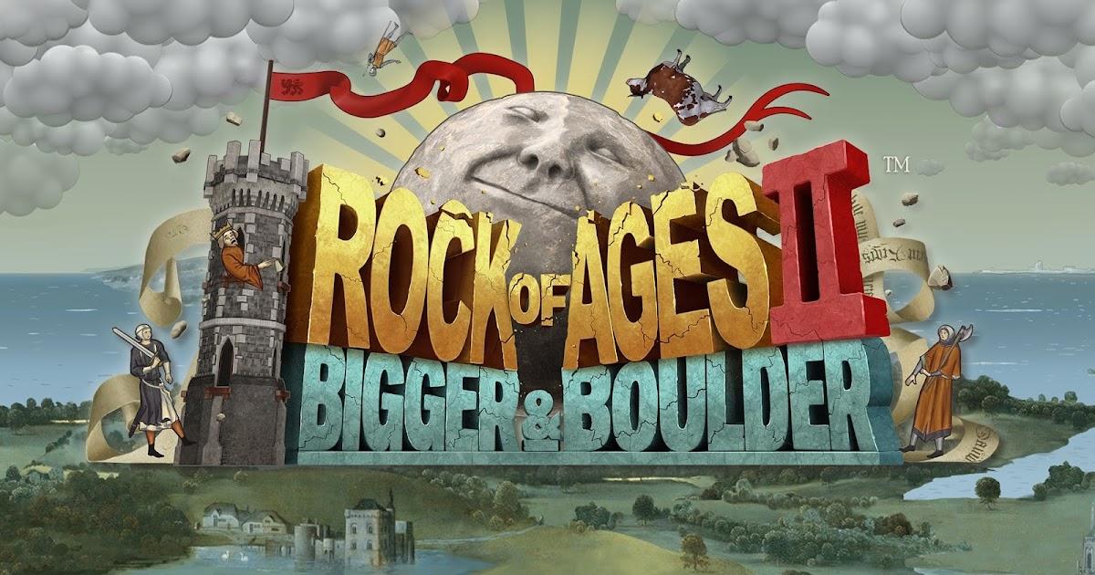 تحميل لعبة rock of ages 3 للكمبيوتر مجانا