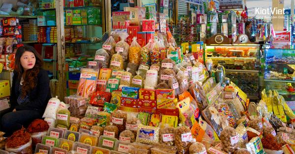 Top 3 chợ đầu mấu lấy hàng tạp hóa giá rẻ tại Hà Nội