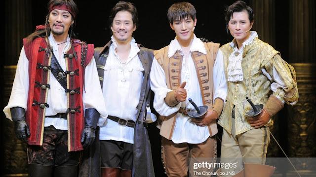 2PM: idols versáteis que também são atores