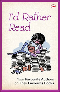 Books: I'd Rather Read illustrated by Prabhjyot Majithia (Age: 11+ Years)