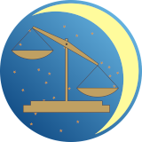 L'icone de la balance