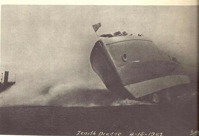 USCGC Balsam being launched on 15 April 1942 worldwartwo.filminspector.com